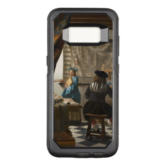Vermeer Art of Painting OtterBox Commuter Samsung Galaxy S8 Case