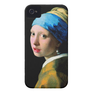 Vermeer - Girl with a Pearl Earring Case-Mate iPhone 4 Cases