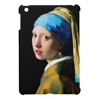 Vermeer - Girl with a Pearl Earring iPad Mini Covers