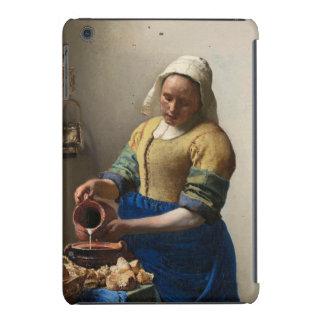Vermeer Milkmaid iPad Mini Cover