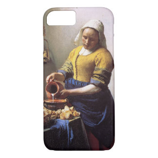 Vermeer The Milkmaid iPhone 7 cover
