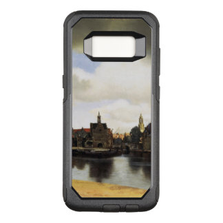 Vermeer View of Delft OtterBox Commuter Samsung Galaxy S8 Case