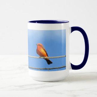 Vermilion Flycatcher Mug