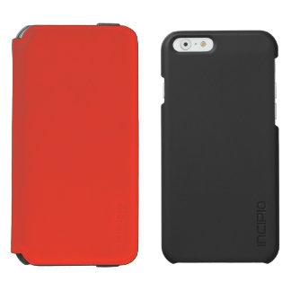 Vermilion Incipio Watson™ iPhone 6 Wallet Case