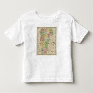 Vermont 8 toddler T-Shirt