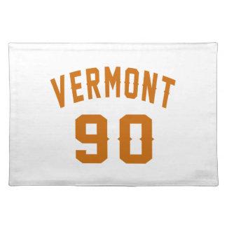 Vermont 90 Birthday Designs Placemat
