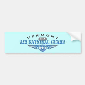 Vermont Air National Guard Bumper Sticker