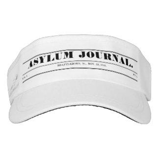 Vermont Asylum Journal Newspaper Masthead 1842 Visor