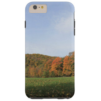 Vermont Autumn Landscape 2016 Tough iPhone 6 Plus Case