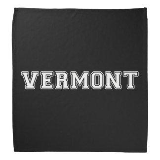 Vermont Bandana