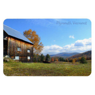 Vermont Barn and View Magnet