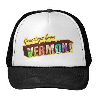 Vermont` Hat