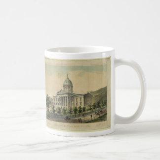 Vermont Capitol Building Montpelier Coffee Mug