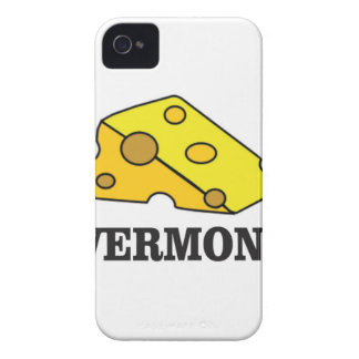 Vermont Cheddar iPhone 4 Case-Mate Cases