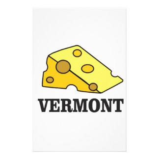 Vermont Cheddar Stationery