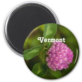 Vermont Clover Fridge Magnets