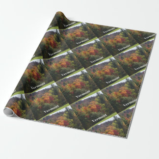 Vermont Color Wrapping Paper