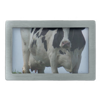 Vermont Dairy Cow Belt Buckle