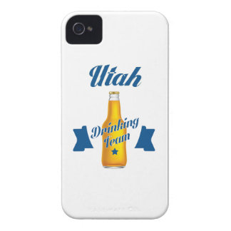 Vermont Drinking team iPhone 4 Case-Mate Case