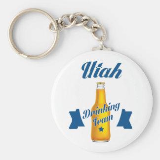 Vermont Drinking team Key Ring