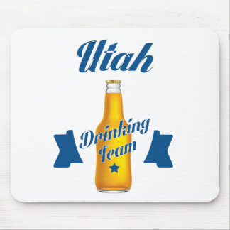Vermont Drinking team Mouse Pad