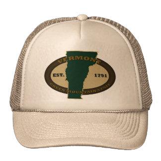 Vermont Est 1791 Hat