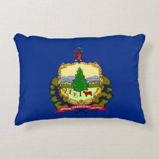 Vermont Flag Decorative Cushion