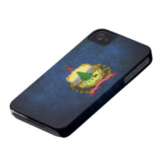 Vermont Flag iPhone 4 Cases