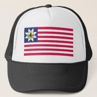 Vermont Flag T-Shirts (1837-1923) Trucker Hat