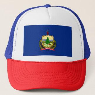 Vermont Flag Trucker Hat