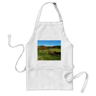 Vermont Landscape Adult Apron