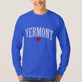 VERMONT LOVE STATE TEE