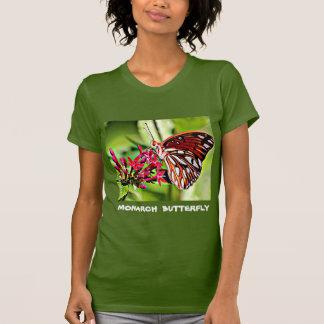 Vermont Monarch Butterfly T-Shirt