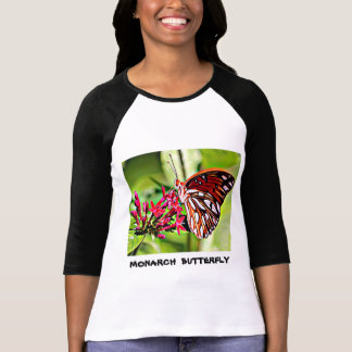 Vermont Monarch Butterfly T-Shirt
