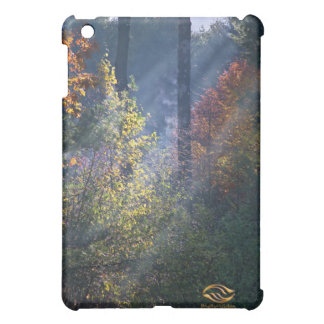 Vermont Morlning Fores Fall iPad Mini Case
