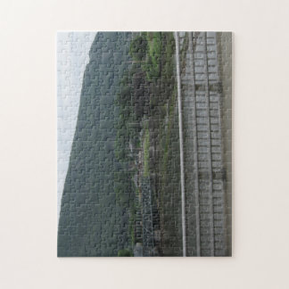 VERMONT / NEW HAMPSHIRE STATE LINE RIVER JIGSAW PUZZLES