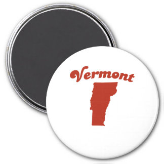 VERMONT Red State Magnet