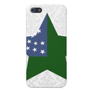 Vermont+Republic Star iPhone 5 Cases