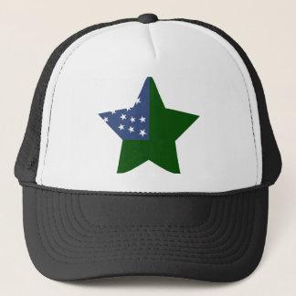 Vermont+Republic Star Trucker Hat
