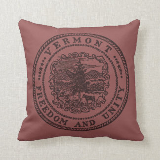 Vermont Seal Cushion