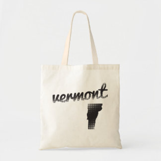 Vermont State Budget Tote Bag