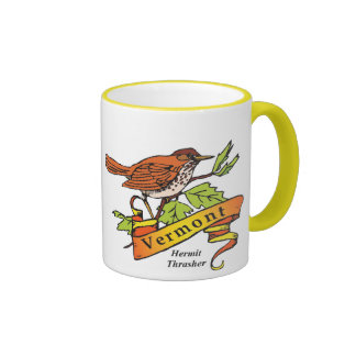 Vermont state cup mug