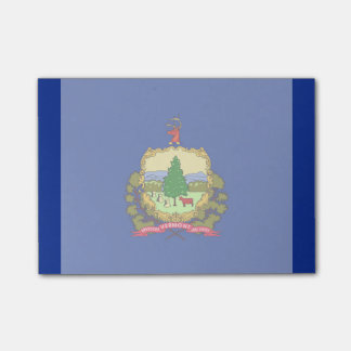Vermont State Flag Design Post-it® Notes