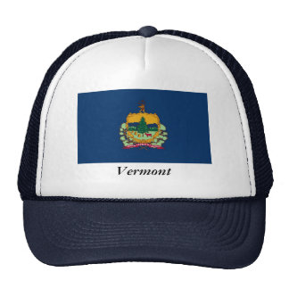 Vermont State Flag Hat