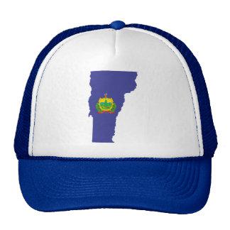 Vermont State Flag Mesh Hat