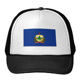 Vermont State Flag Mesh Hats