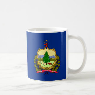 Vermont State Flag Coffee Mugs