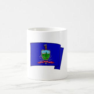 Vermont State Flag Mugs