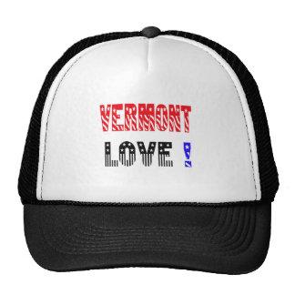 Vermont State Love !!!! Hat