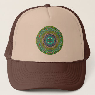 Vermont State Mandala Hat